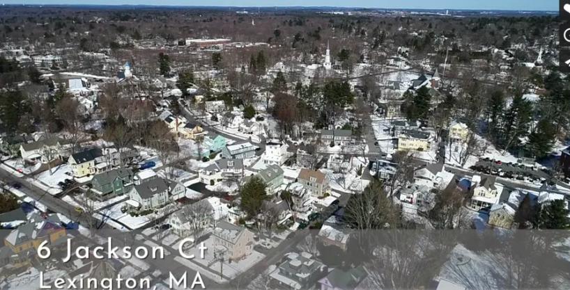 Lexington Center Village Colonial