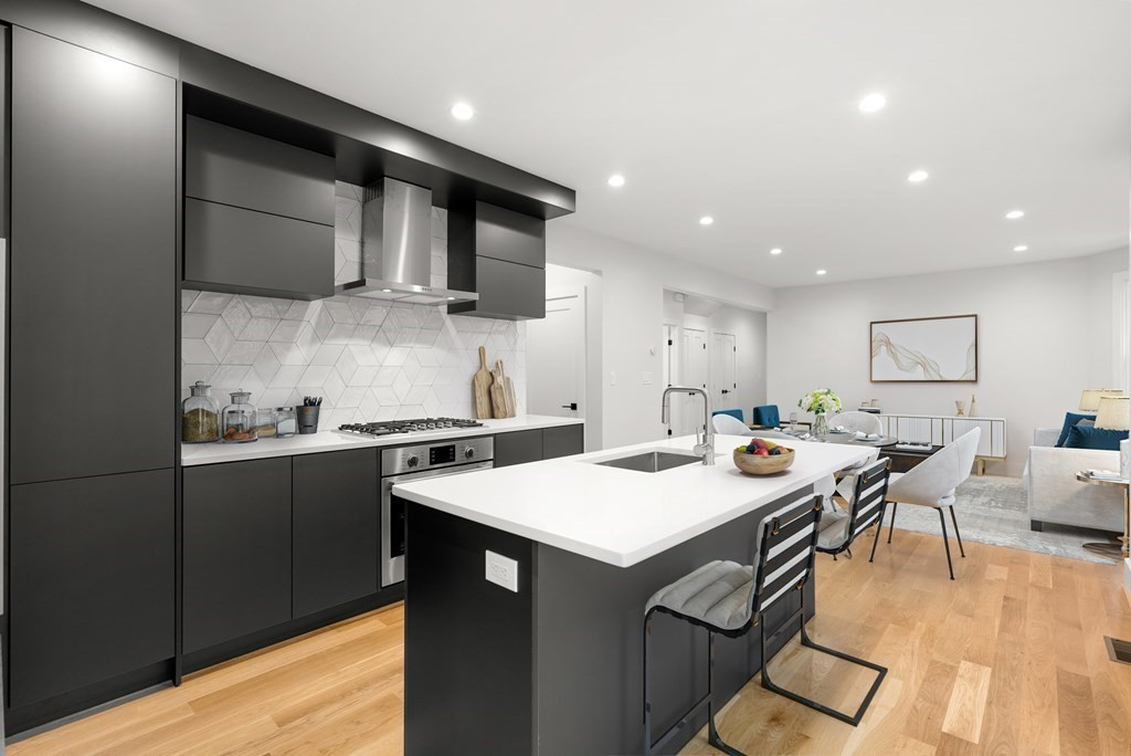New Somerville Condo, Sold as Buyer Agents