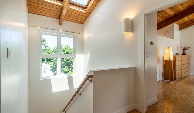 upstairs well
